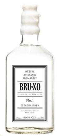 BRUXO NO. 1 MEZCAL ESPADIN 750