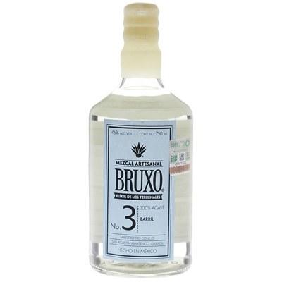 BRUXO NO. 3 MEZCAL BARRIL  750