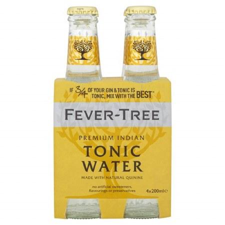 FEVER-TREE TONIC     4PK