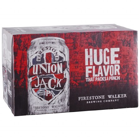 FIRESTONE UNION JACK CANS 6PK