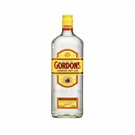 GORDONS GIN          750