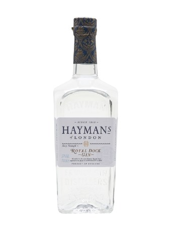 HAYMANS ROYAL DOCK NAVY  750