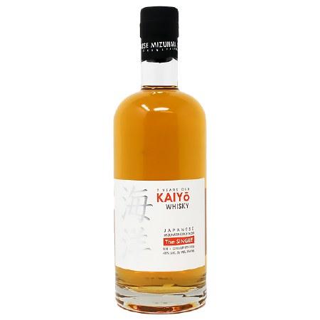 KAIYO 7YR SINGLE MALT WHSKY