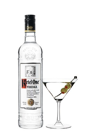 Ketel One, Imported Dutch Vodka, 1.75L