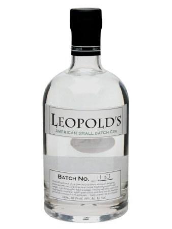 LEOPOLD SMALL BATCH GIN 750