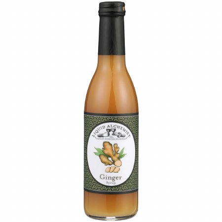 LIQUID ALCH GINGER SYRUP 375