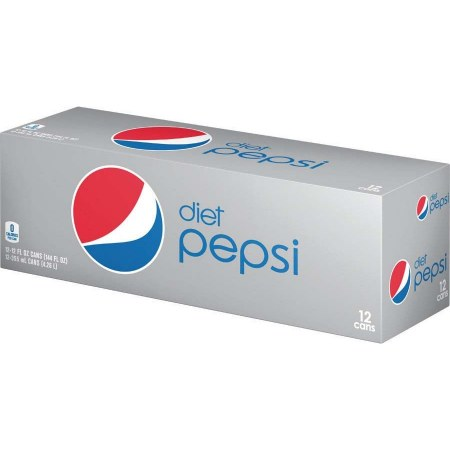 PEPSI DT CAN  12PK