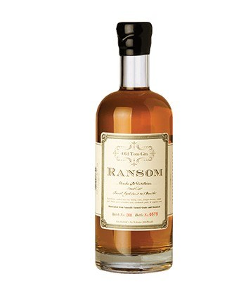RANSOM SPIRTS OLD TOM GIN 750