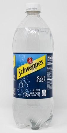 SCHWEPP CLUB SODA     1L