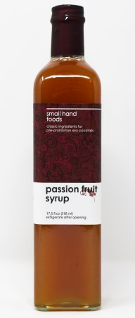 SMALL HAND PASSION FRUIT 17.5