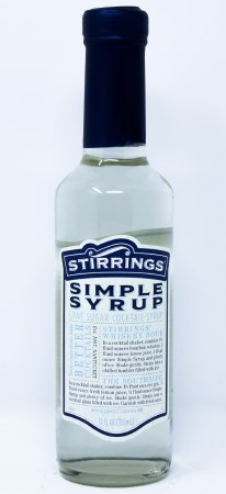 STIRRINGS SIMPLE SYRUP 12z