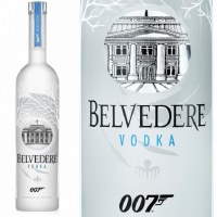 Belvedere, Imported Polish Vodka, Limited 007 Bottling, 1.75L