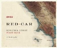 RED CAR PINOT NOIR 2014