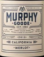 MURPHY GOODE MERLOT 2014