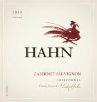 2014 Hahn, Cabernet Sauvignon, Central Caost, CA