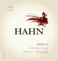 2014 Hahn, Merlot, Central Coast, CA