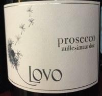 2014 Lovo, DOC Prosecco Millesimato, Italy