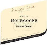 2014 Philippe Colin, AOC Bourgogne, France