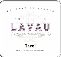 2015 Domaine Lavau, Rose, AOC Tavel, France