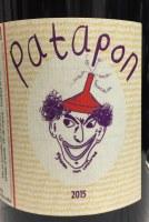 """2015 Le Briseau, """"Patapon,"""" Pineau D'Aunis, Vin de France."""