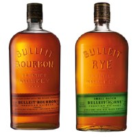 Bulleit, Frontier Whiskey, Kentucky Straight Bourbon Whiskey