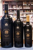 2013 Freemark Abbey, 50th Reserve, Superbowl 50 Commemorative Bottle, Spring Mountain District, Napa Valley 3.0L
