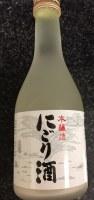 """Fukugao, Honjozo Nigori Sake, """"Sacred Mist"""" 300ml"""