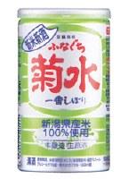 Funaguchi Kikusui Shinmai Sake, 200ml