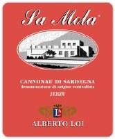 "2013 Alberto loi, ""Sa Mola,"" DOC Cannonau di Sardegna, Jerzu, Sardegna"
