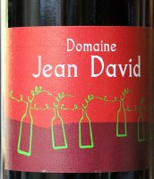 2014 Domaine Jean David, AOC Cotes du Rhone Red Wine, France