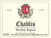 2014 Domaine Paul Nicolle, AOC Chablis, Vieilles Vignes, France 1.5L