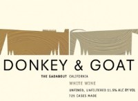 "2017 Donkey & Goat, ""The Gadabout,"" White Wine"