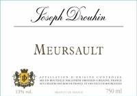 2014 Joseph Drouhin, AOC Meursault, Burgundy, France