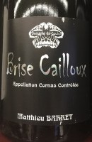 "2012 Domaine Coulet, ""Brise Cailloux,"" AOC Cornas, Northern Rhone, France"