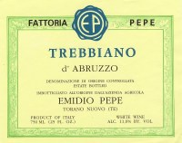 2013 Emidio Pepe, Trebbiano d'Abruzzo