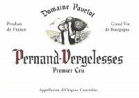 2013 Domaine Pavelot, AOC Pernand-Vergelesses Premier Cru, Burgundy, France
