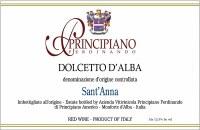2015 Principiano Ferdinando, DOC Dolcetto D'Alba, Sant'Anna, Italy