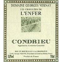 """2014 Domaine Georges Vernay, """"Les Chaillees de L'Enfer,"""" AOC Condrieu"""