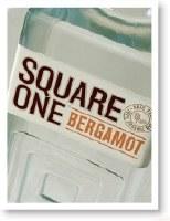 SQUARE ONE BERGAMOT 750ML