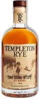 Templeton Rye, the Good Stuff, Rye Whiskey