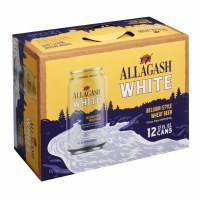 ALLAGASH WHITE 12PK CAN