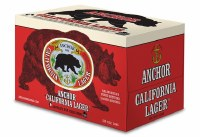 ANCHOR CA LAGER CANS  6PK