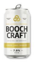 BOOCHCRAFT GINGER LIME 12Z CAN