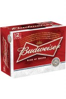 BUD CAN             12PK
