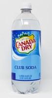 C DRY CLUB SODA       1L