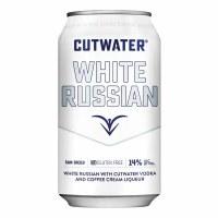 CUTWATER WHITE RUSSIAN 4PK