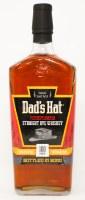 DAD'S HAT RYE BTL BOND 100PRF