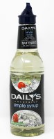 DAILYS SIMPLE SYRUP 1L