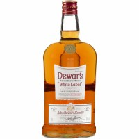 DEWARS WHITE LABEL  1.75