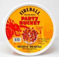 FIREBALL BUCKET 50 ML 20 PK